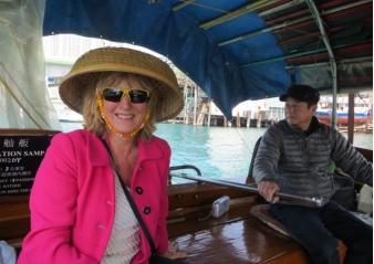 China Boat Trip