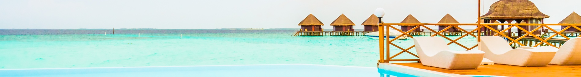 Maldives pool